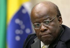 Joaquim Barbosa - Chief Justice of Brazil