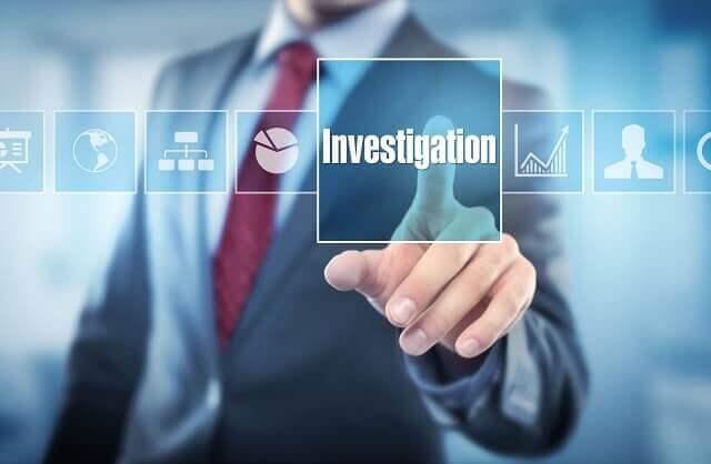 DOJ investigations