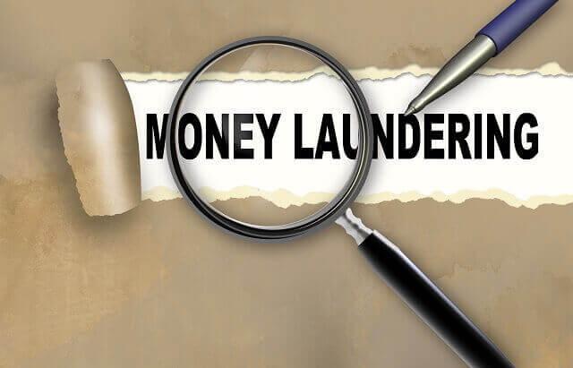 money laundering investigations