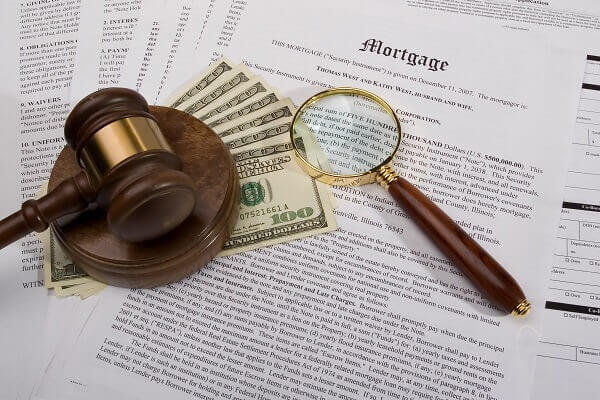 Mortgage Fraud Allegations