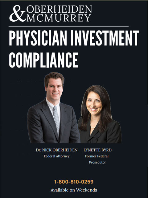 Physician Investment Compliance