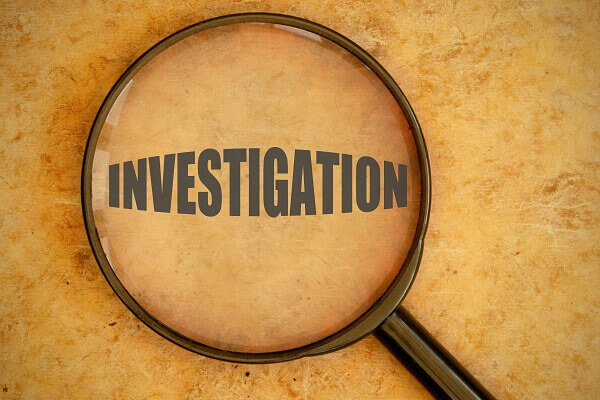 government investigations