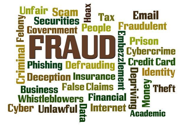 Medicare Fraud Word Wall