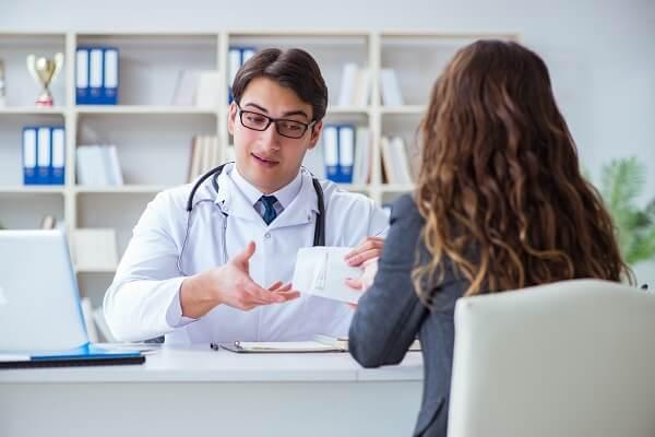 pharmacist accepting bribe