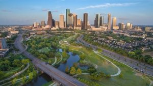 Federal Criminal Defense Attorney - Houston skyline pic
