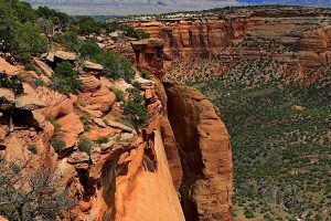 Colorado National Monument near Grand Junction, Colorado
