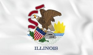 Illinois state emblem; Peoria federal criminal lawyer