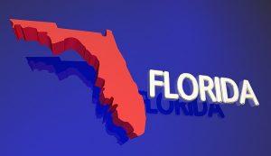 Orlando Federal Criminal Defense - Florida state map