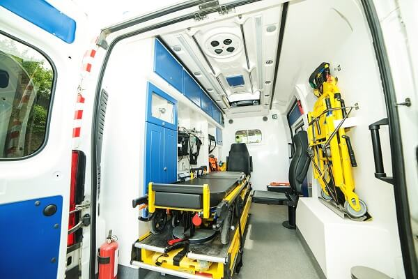 Mobile Ambulance