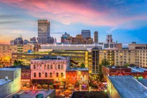 Memphis health care fraud defense lawyers - skyline pics