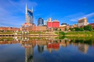 Nashville health care fraud defense lawyers - skyline pic
