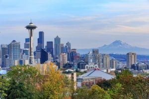 Seattle Health Care Fraud Defense Lawyers - skyline pic