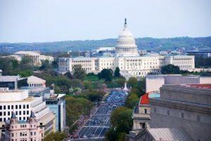 Washington D.C. Health Care Fraud Defense Lawyers - skyline pic