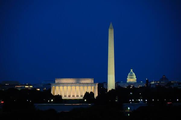 Washington D.C. Federal Criminal Defense - skyline pic