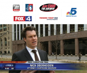 Dr. Nick Oberheiden Media Features